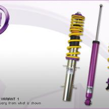 KW V1 Series Coilover Kit for E46 M3