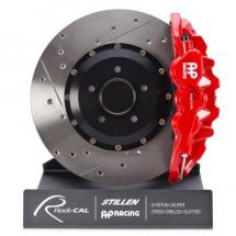 AP Racing E46 M3 Front Radi-CAL 6-Piston Big Brake Kit