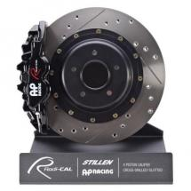 AP Racing E46 M3 Rear Radi-CAL 4-Piston Big Brake Kit