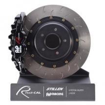 AP Racing E9X M3 Rear Radi-CAL 6-Piston Big Brake Kit