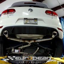 15521 Magnaflow Cat Back Performance Exhaust 2010-2014 Volkswagen GTI