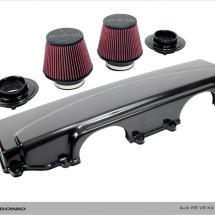 Carbonio R8 V10 Carbon Fiber Air Box